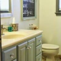 Guest Bath Updates