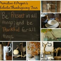 Blogger Stylin Home Tour Thanksgiving Edition (featuring Relish D