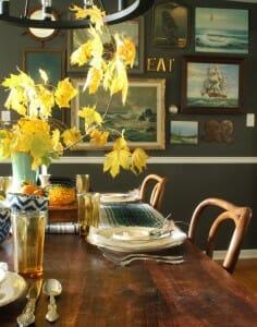 DIY Dreamcatcher Thanksgiving Table