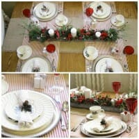 Sweet Clover's Tablescape Competition