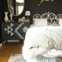 Guest Room Updates: Shiny New Gazelle