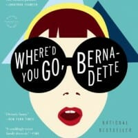 Book Report: Where'd You Go, Bernadette