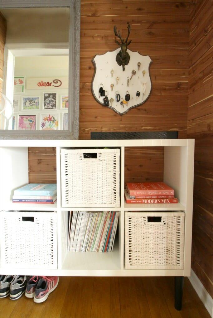 Adding Legs To An Ikea Kallax Bookcase Cassie Bustamante