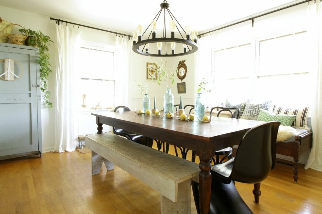rustic-modern-farmhouse-dining-room