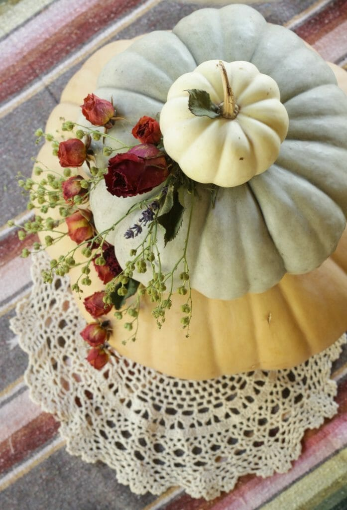 Beautiful Fall Floral Arrangement