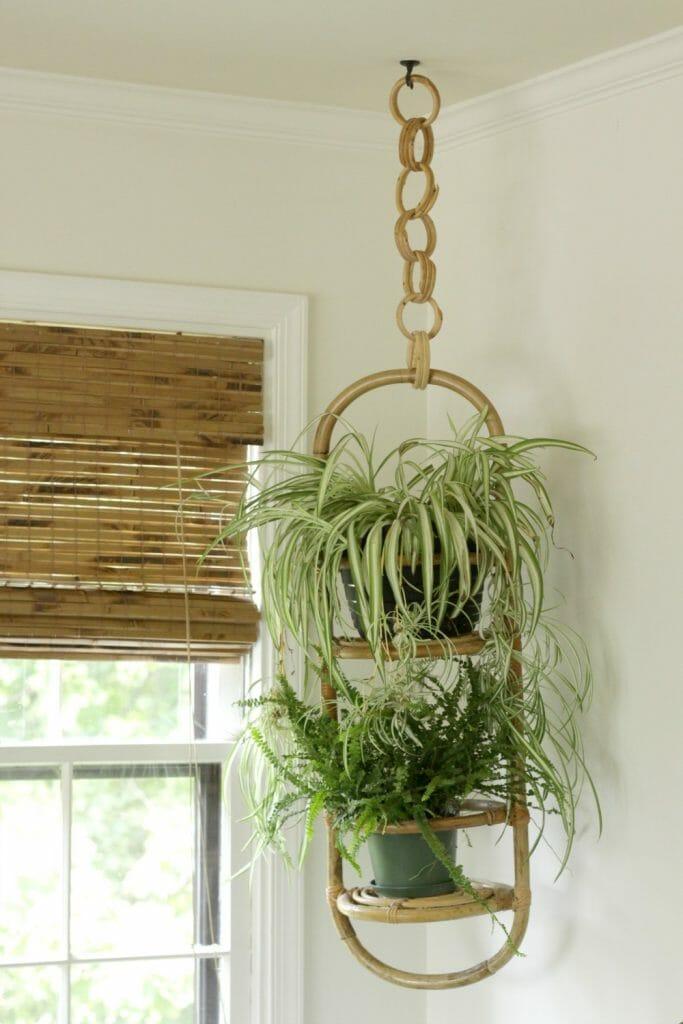 Vintage-Bamboo-PLant-Hanger-Thrift-Score-Thursday