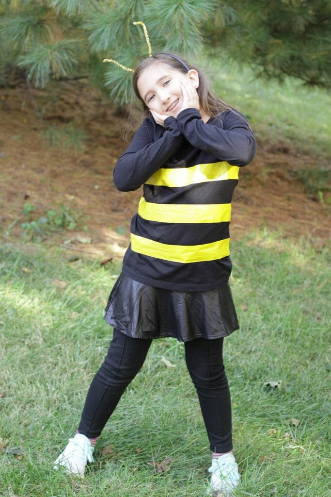 Child's Bee Costume