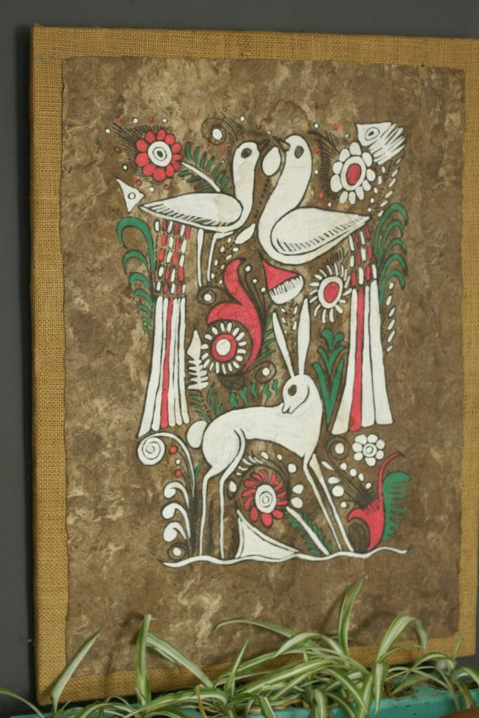 mexican-bark-cloth-painting