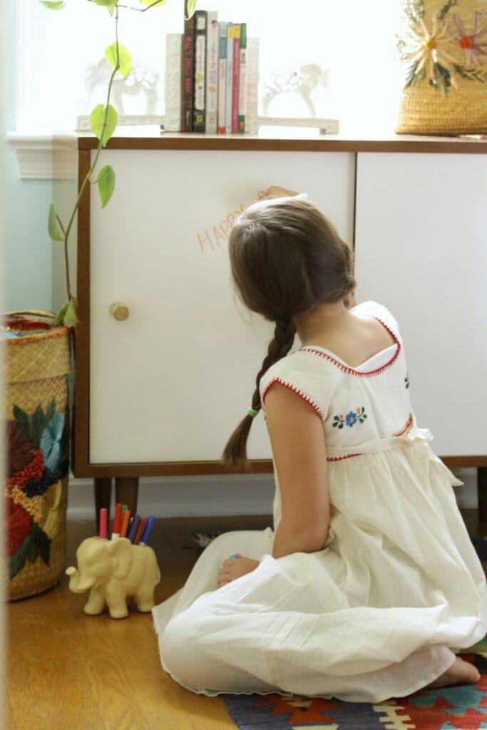 Dry Erase Cabinet Doors
