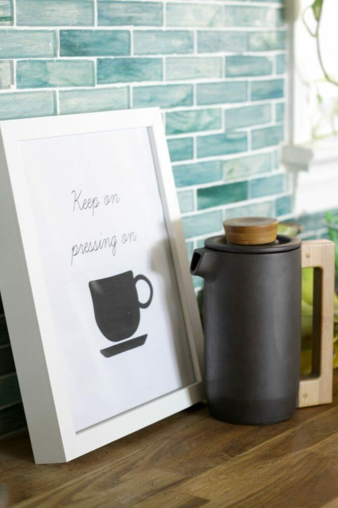 Uncommon Goods Coffee Press