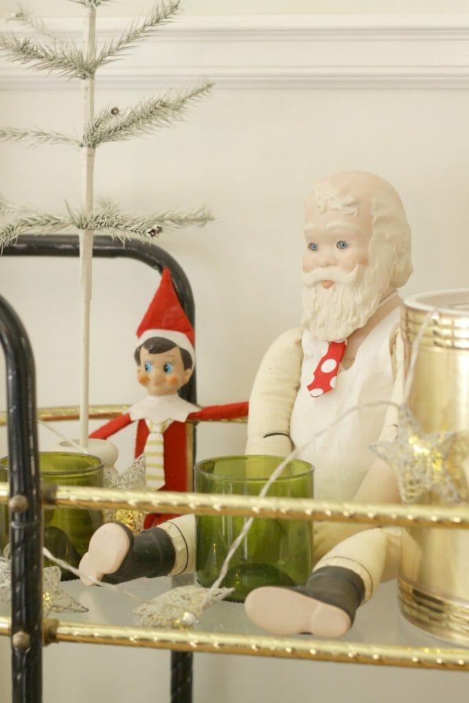 elf on the shelf tie