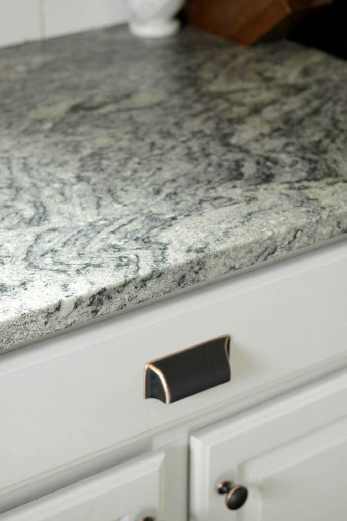 Leather Finish Granite Countertops
