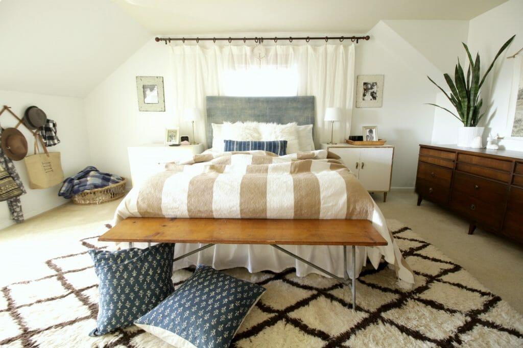 Striped Moroccan Bedding