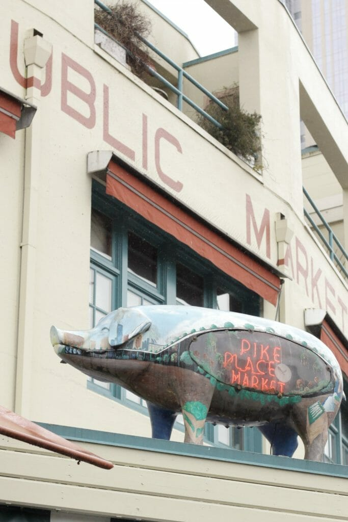 Pike Place Pig 2