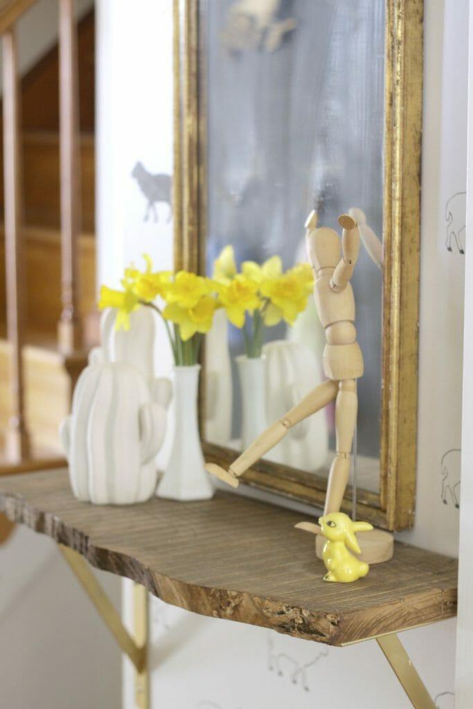 Yellow Spring Touches
