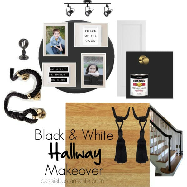 ORC Black White Hallway Plan