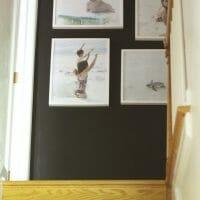 One Room Challenge Week 2: Hallway and Staircase Progress
