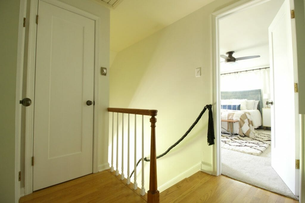 White Painted Walls