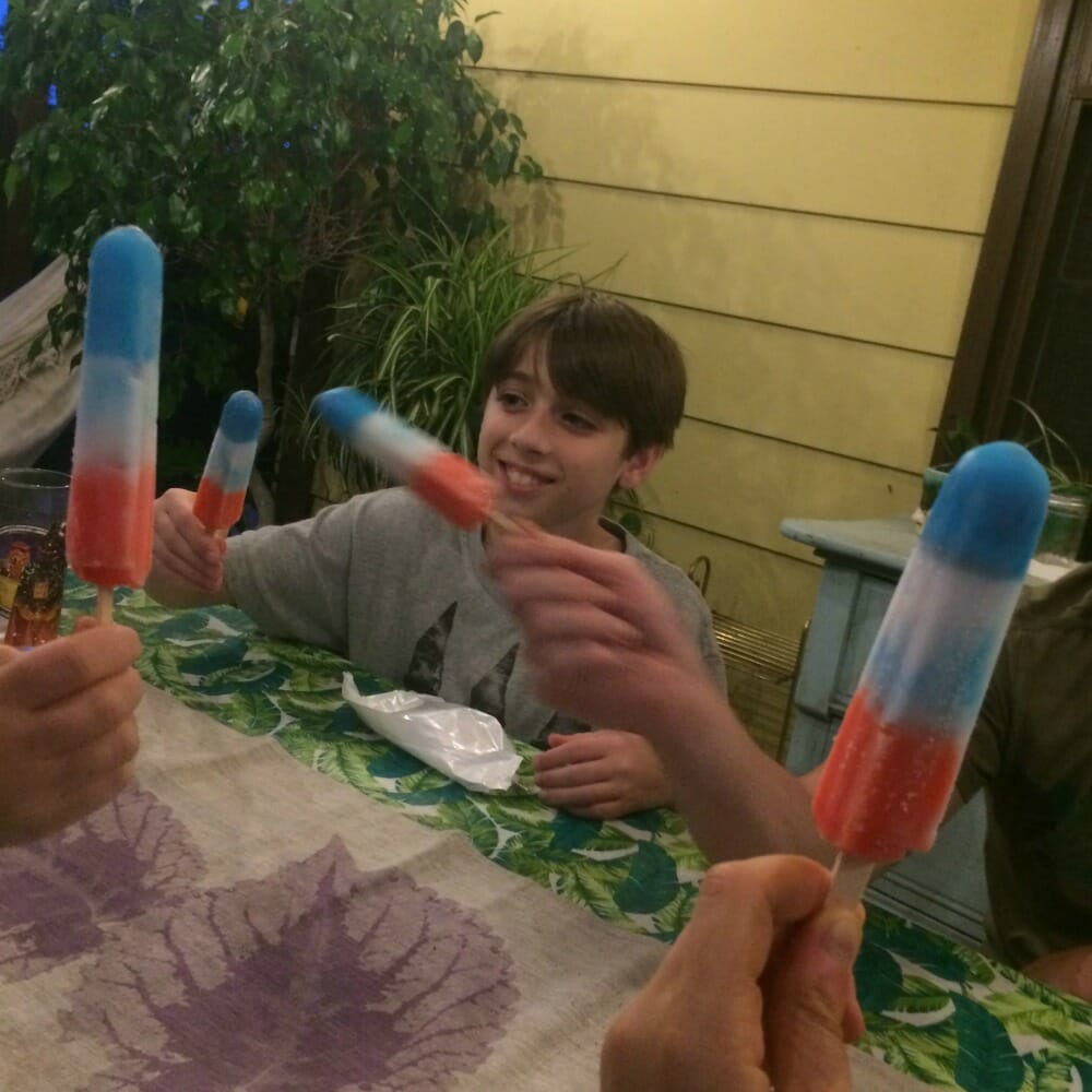 Rocket Pops
