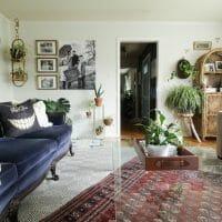 Fall Home Tour: Living Room