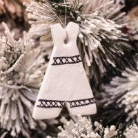 DIY Clay Boho Style Ornaments