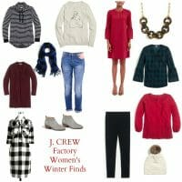 J. Crew Factory Winter Picks for the Whole Family, and My New Par