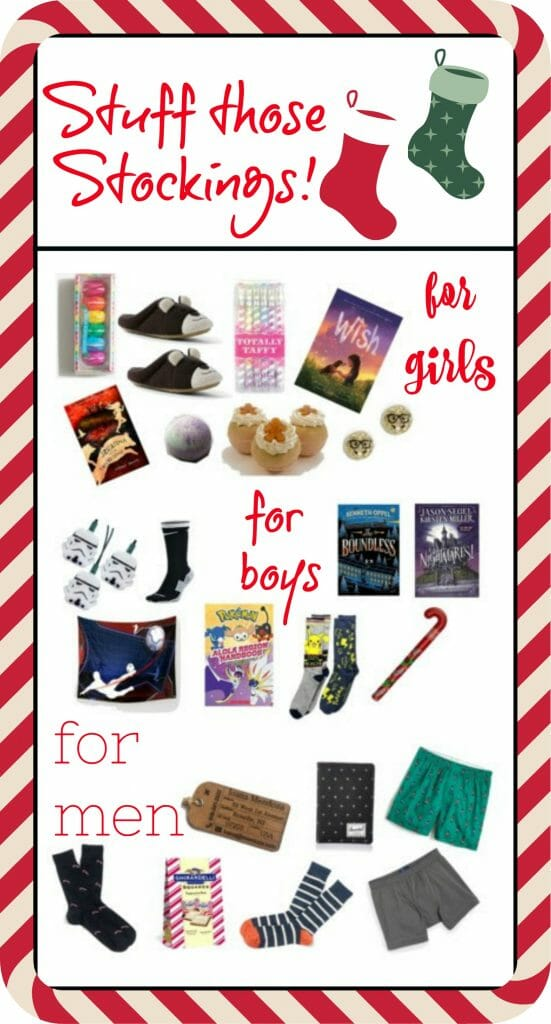 Stuffing those Stockings: Guide to Stocking Stuffers