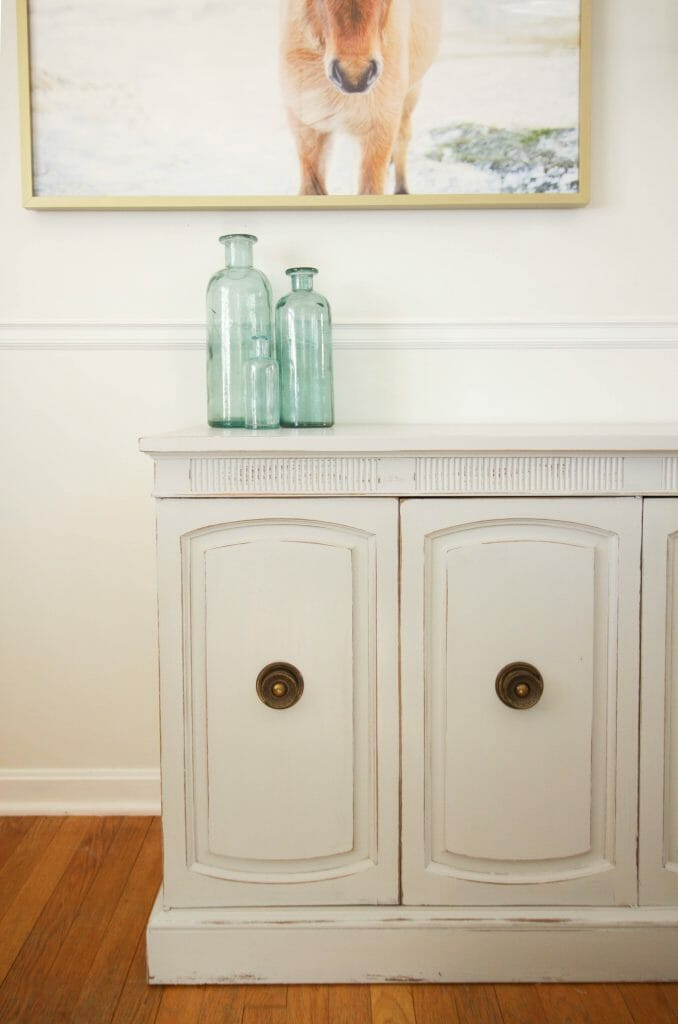 Seagull Gray DIY Furniture Flip