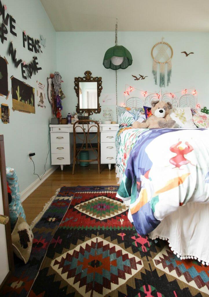 Maximalist Girl's Bedroom