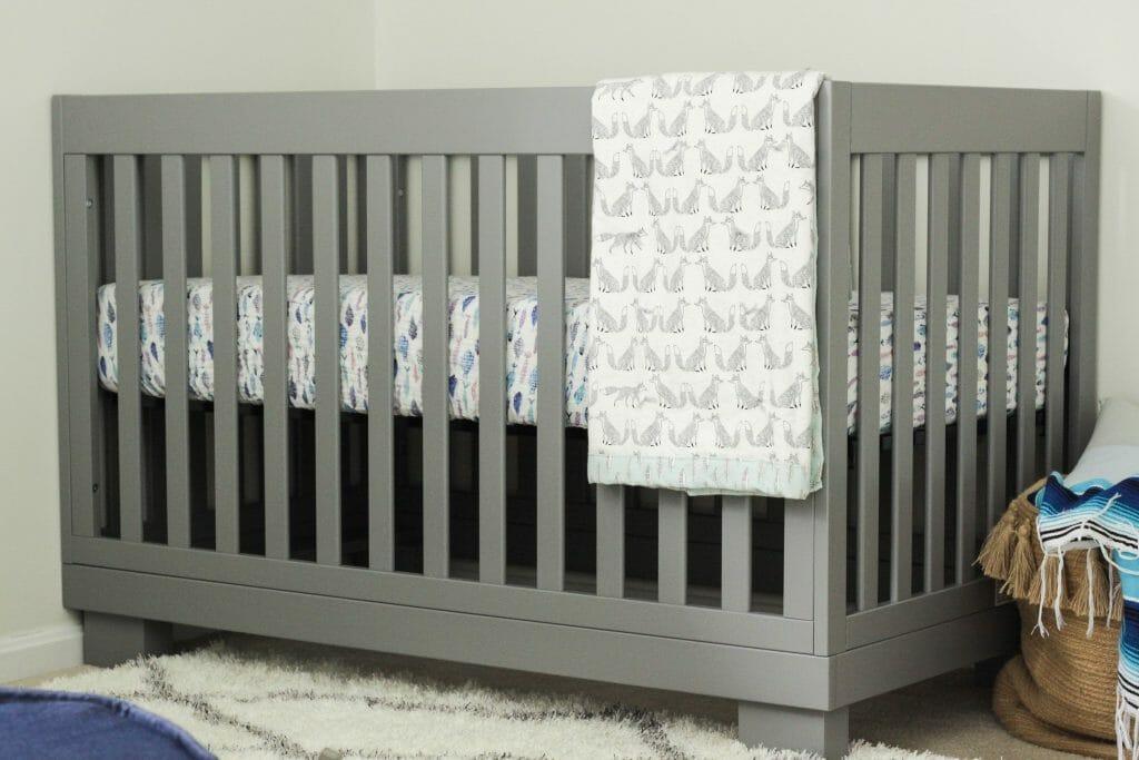 Babyletto Modo Crib in Grey