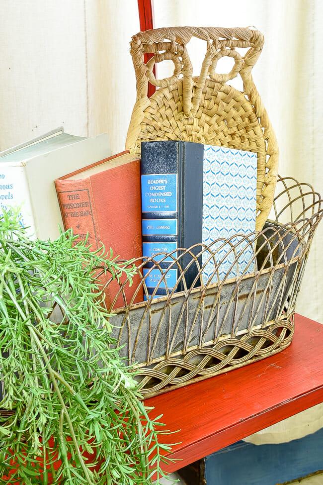 Styled Shelves June Sweet Clover Sale