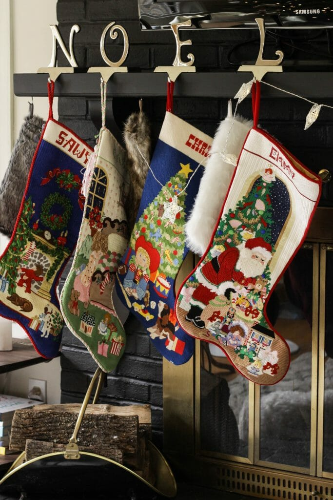 Handmade stockings