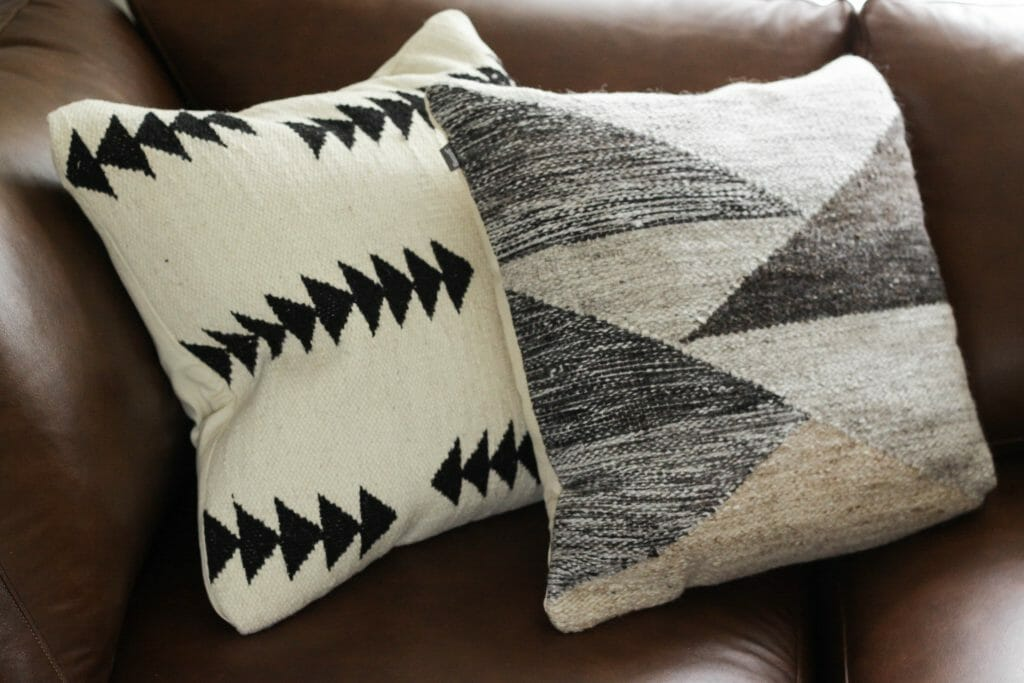 Bassett Furniture Modern Boho Pillows