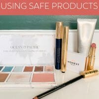 5 Minute Clean Make-up Routine