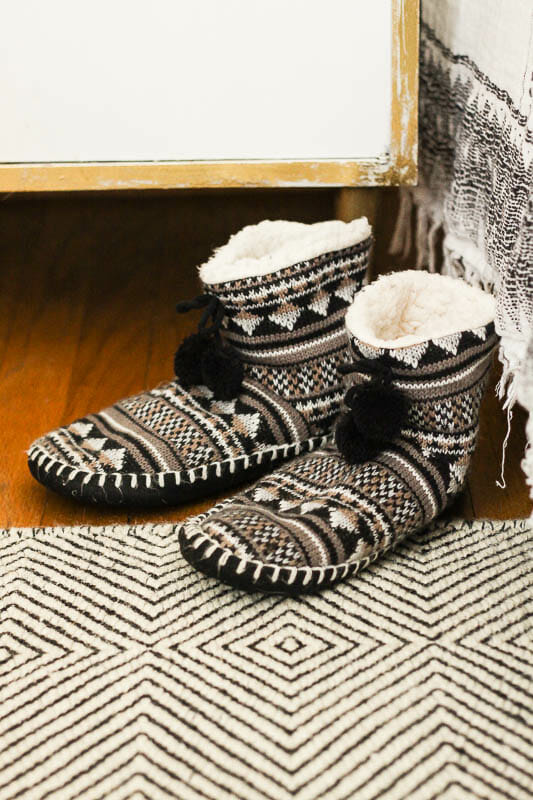 Mukluk Slippers