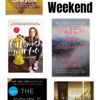 What I've Read Lately: Self-Help & Thrillers