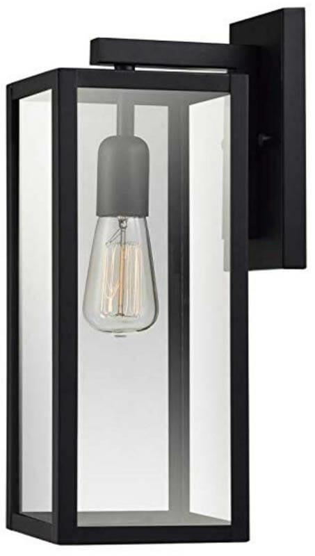 Budget Friendly Modern Porch Lantern