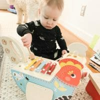 Gift Ideas for One Year Olds: Wilder's First Birthday Gifts