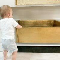 Kitchen Progress: Brass Sink Choice