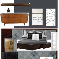 Modern Teen Boy Bedroom Plans