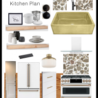 Modern, Timeless & Organic Kitchen Plans: The Aesthetics of