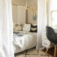 Fall in the Kids' Bedrooms