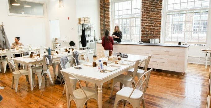 Scent Workshop: A Greensboro Experience