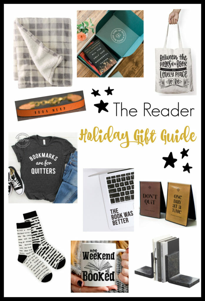 Holiday Gift Guide for the Reader