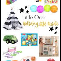 Gift Guide: Littles
