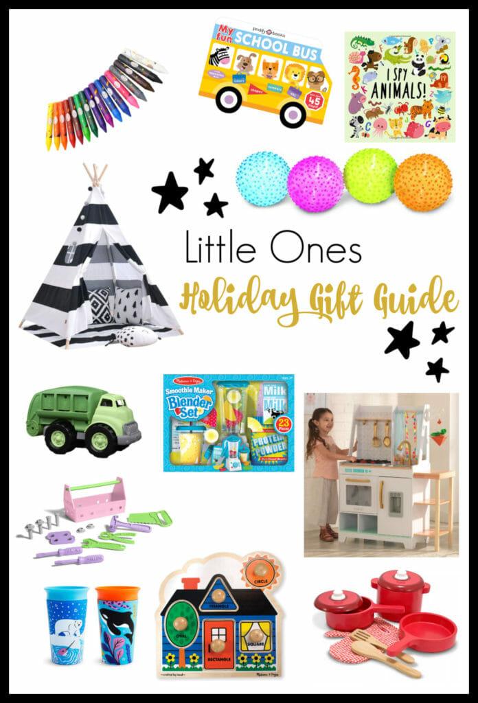 Gift Guide for little kids