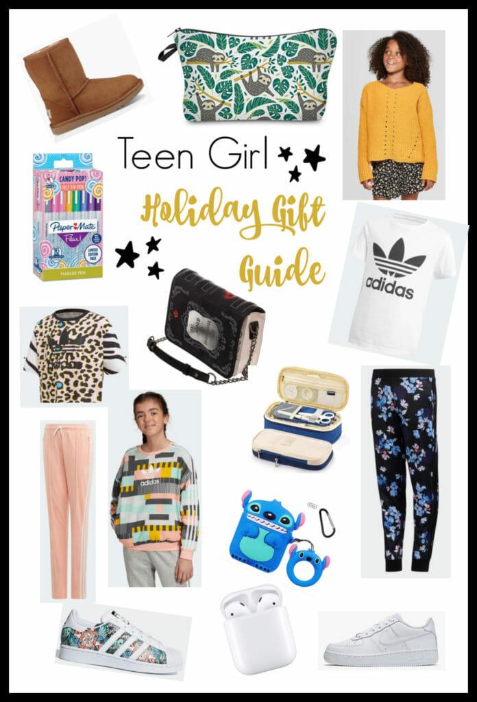 Teen Girl Holiday Gift Guide