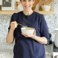 Healthy Vegan Butternut Squash Curry