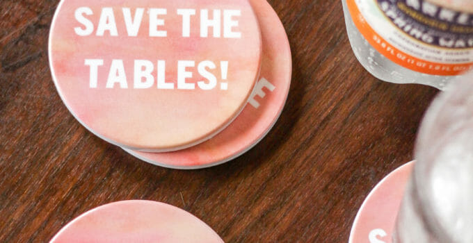 How to Use Infusible Ink with Cricut and Make Your Own Funny Coasters