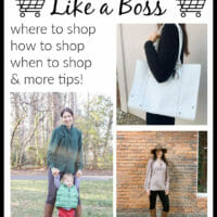 How to Thrift for Clothing Like a Boss: Everything I learned from
